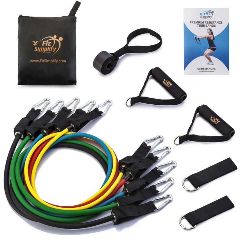 Fit Simplify Resistance Tube Band Set