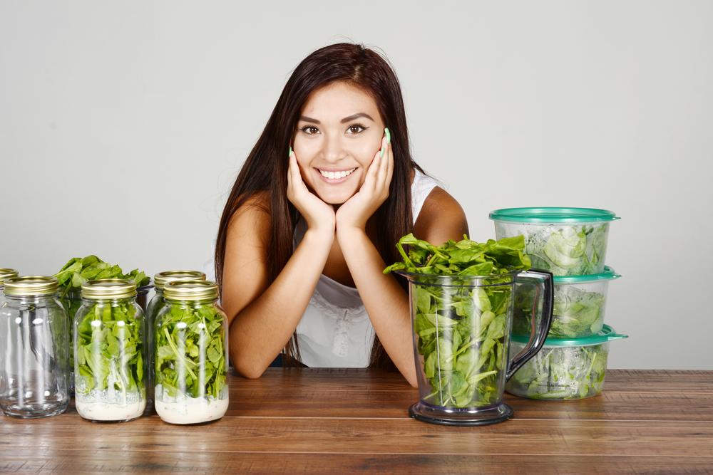 healthy food preperation